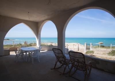 Casa Vacanze Villa Sulla Scogliera Punta Formiche